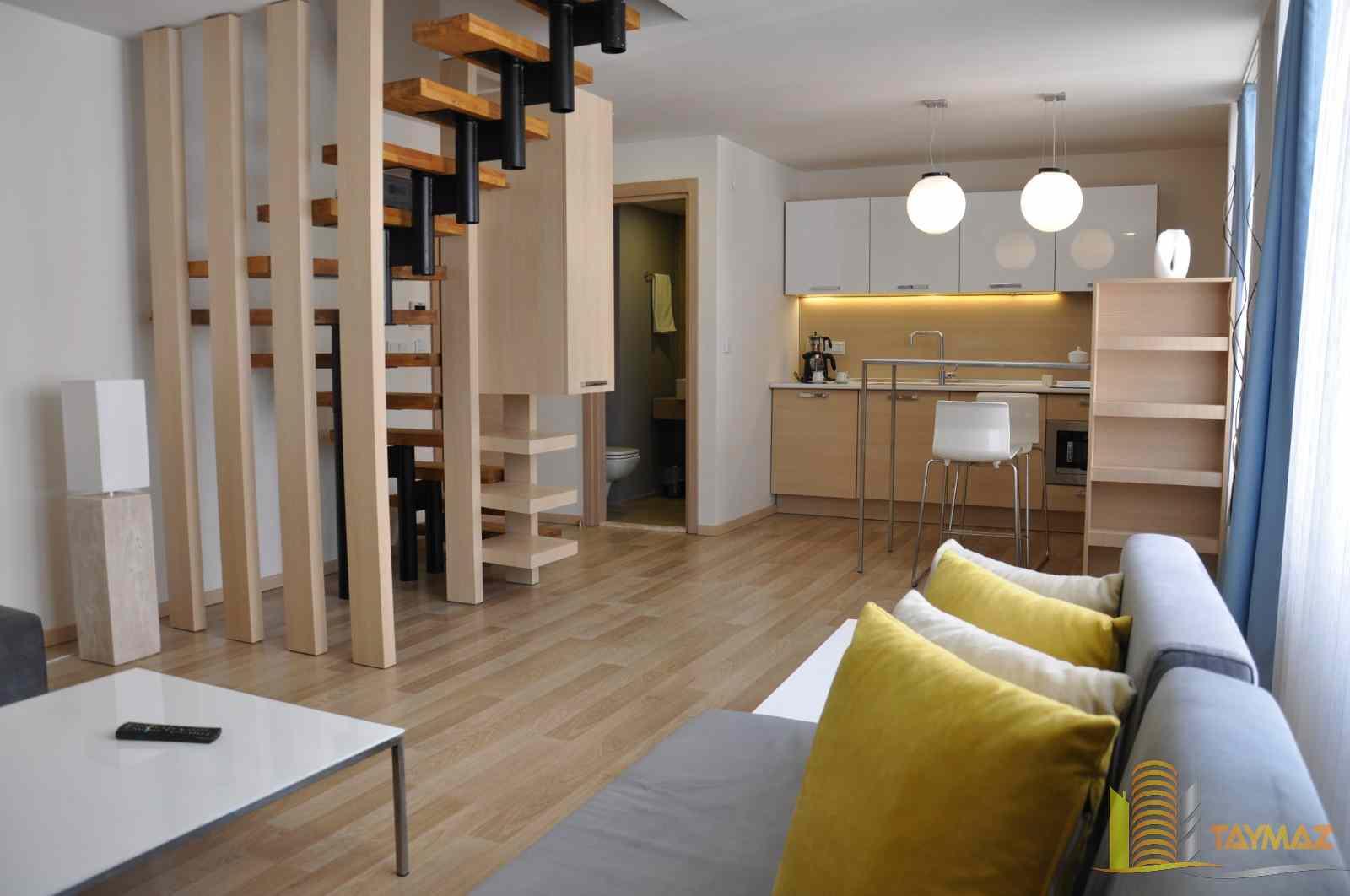 اجاره روزانه آپارتمان در آنتالیا
