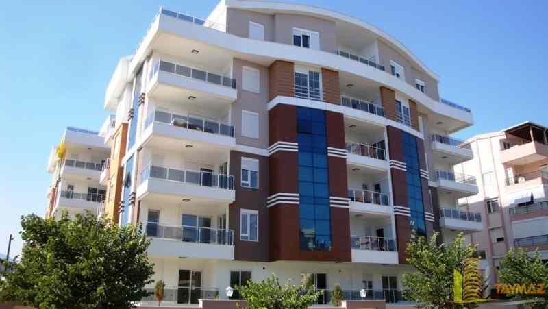 اجاره آپارتمان در آنتالیا