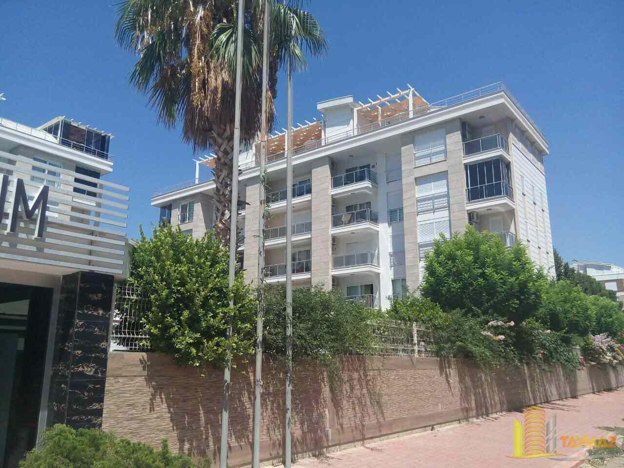 آپارتمان در آنتالیا-فروش