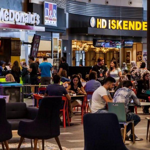 واگذاری کافه، رستوران، فست فود در ترکیه