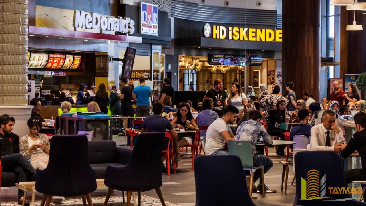 واگذاری کافه و رستوران در ترکیه