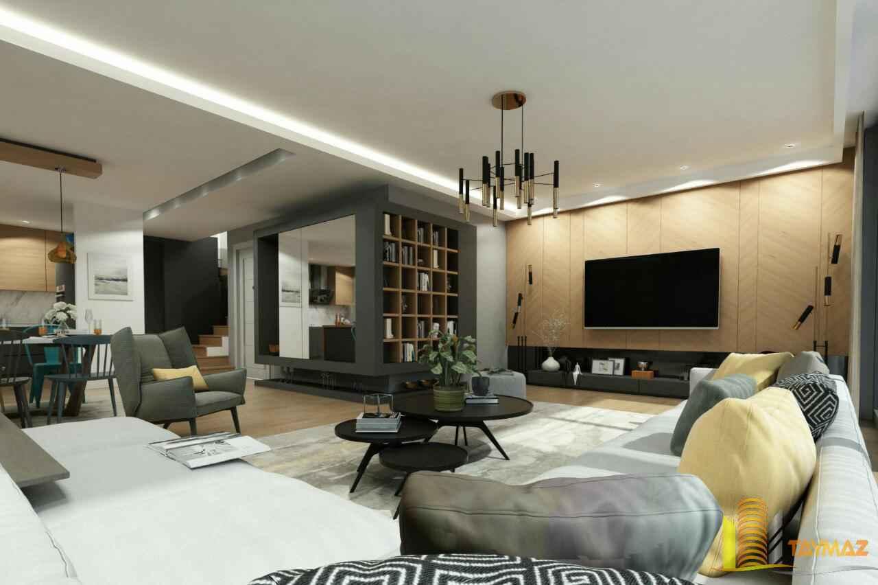 آپارتمان لوکس در آنتالیا ترکیه