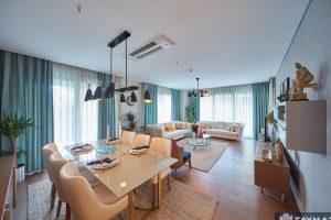 قیمت آپارتمان در آنتالیا
