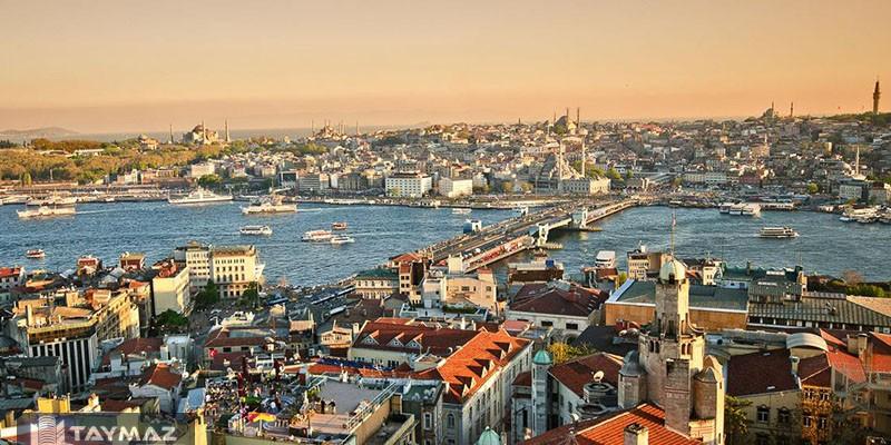 istanbul weather - زندگی در استانبول